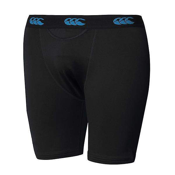 Kids Baselayer Cold Short - Black