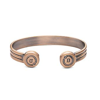 Duo Magnetic Bangle (Size: Large 180-215mm)
