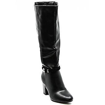 Karen Scott   Galee Tall Block Heel Boots