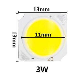 10pcs A Lot 3w/5w/7w/10w Led Cob Light-bulb On Board 250ma Led Diodes High-power Led Light Lamp Spotlight
