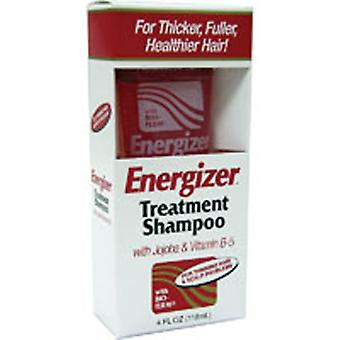 Hobe Labs Energizer Treatment Shampoo, w/Jojoba 4 Fl Oz