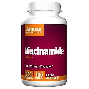 Jarrow Formulas Niacinamide, 100 Caps