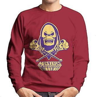 Masters Of The Universe Skeletor Logo Men's Sweatshirt