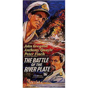 The Battle of the River Plate Movie Poster Print (27 x 40)