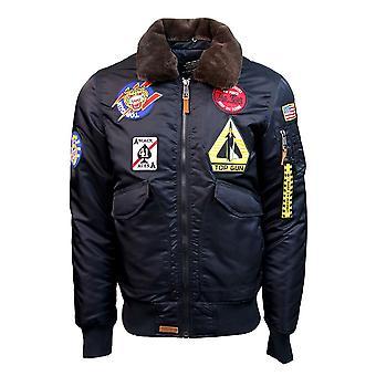 Top Gun CW45 Eagle II Jacket Blue
