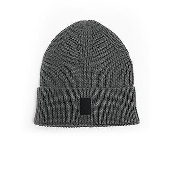 Marcelo Burlon Cmlc007e20kni0020710 Men's Grey Wool Hat