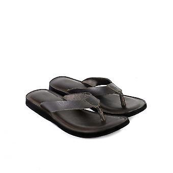 Fadcloset Clifton Flip Flop Tangá kožené sandále