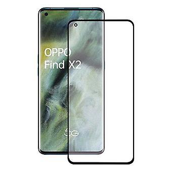 Temperowane szkło ekran ochraniacz Oppo Znajdź X2 KSIX Pełny klej 3D