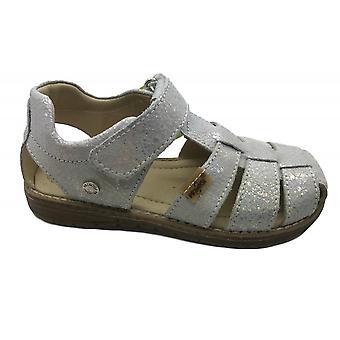PRIMIGI Fisherman Style Sandal Silver