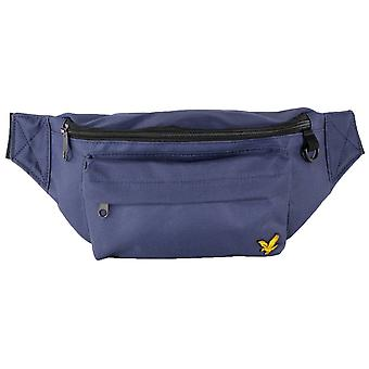 Lyle and Scott Chest Pack Bag - Navy