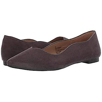 ESPRIT Womens Pamela Fabric Pointed Toe Ballet Flats