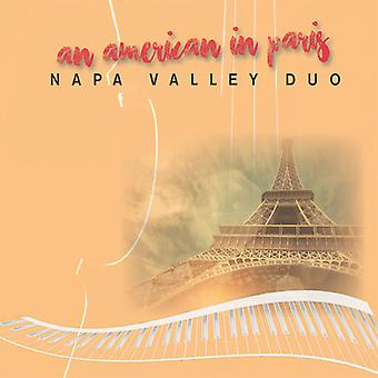 Napa Valley Duo - An American in Paris [CD] USA import
