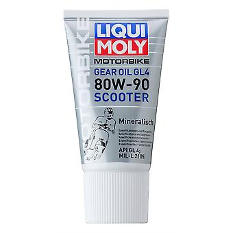 Liqui Moly 150ml GL4 80W-90 Mineral Scooter Gear Oil - 1680