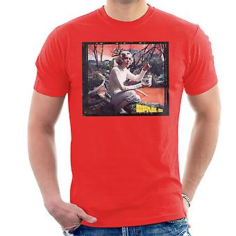 Space 1999 Helena Russell Matter Of Life And Death Men's T-Shirt