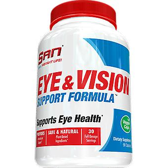 SAN Eye and Vision Support Formula 90 Capsules