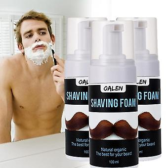 Gel da barba Uomo Schiuma da barba