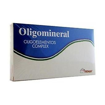Treman Oligomineral Komplex 60 ampuller