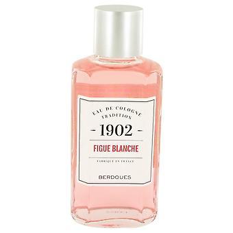 1902 Figue Blanche Eau De Cologne (Unisex) By Berdoues 8.3 oz Eau De Cologne