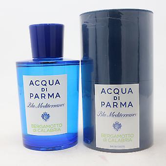 Blu Mediterraneo Bergamotto Di Calabria by Acqua Di Parma EDT 5.0oz Spray New