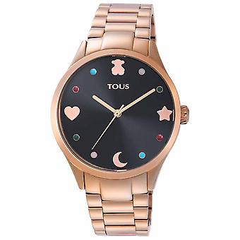 Tous watches super power watch for Women Analog Quartz with stainless steel bracelet 800350720