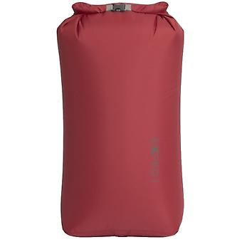 Exped Fold Drybag Classic 22L Ruby Red (X-Large) -