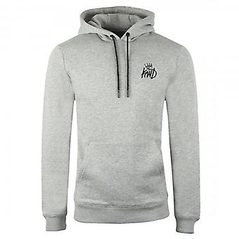 Kings Will Dream Raylan Overhead Grey Marl Hoody