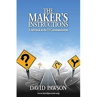 The Maker's Instructions by David Pawson - 9781909886308 Book