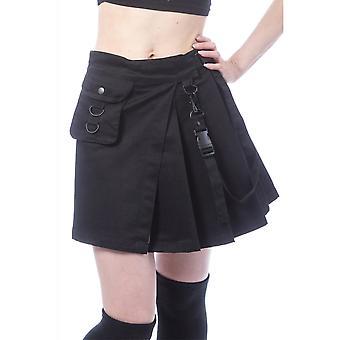 Chemical Black Infinity Skirt