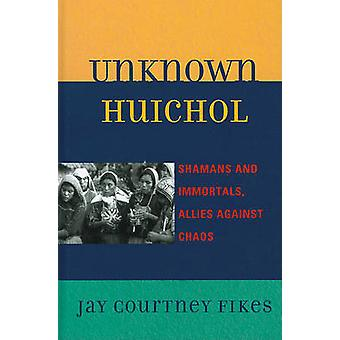 Unknown Huichol by Jay Courtney Fikes