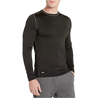 Essentials Herren Control Tech Thermal Langarm Shirt