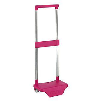 Backpack Trolley Safta Magenta