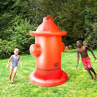 Bigmouth - ginormous brandpost uppblåsbar gård sprinkler