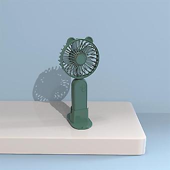 Mini licol de ventilateur portable de grande capacité usb charge portable petit ventilateur