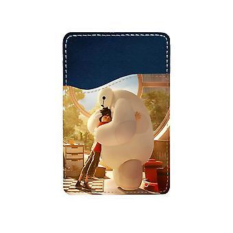Big Hero 6 Mobile Card Holder Adhesive Card Holder