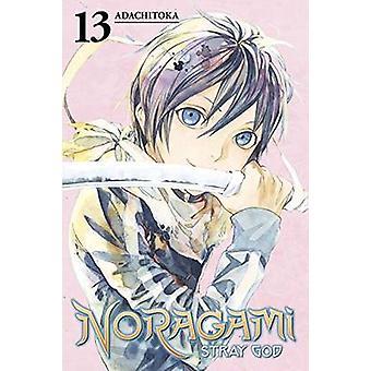 Noragami Stray God 13