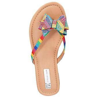 INC International Concepts Womens Mabae Open Toe Casual Slide Sandals