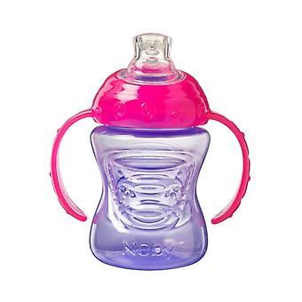 Simply Grip N' Sip Cup 4-12 months+ Purple