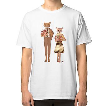 Fantastische Mr. Fox T Shirt Wes Anderson Fantastische Mr Fox