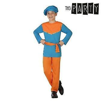 Costume per bambini Haystack Blue (4 Pezzi)