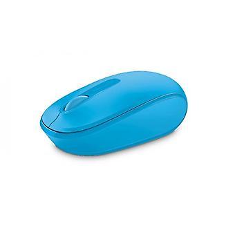 Microsoft Mobile Mouse 1850 (cyan blå)