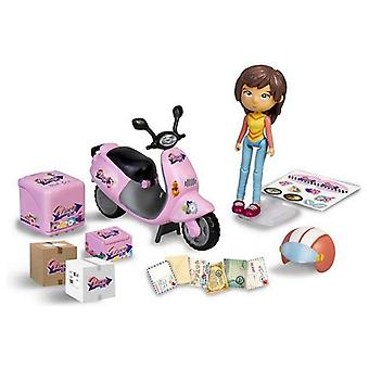 Playset Mymy City Becca Famosa Doll Accessories
