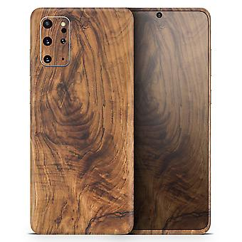 Raw Wood Planks V11 - Skin-kit For The Samsung Galaxy S-series S20