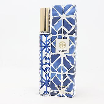 Nuit Azur by Tory Burch Eau De Parfum 0.2oz/6ml Rollerball New With Box