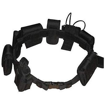 10pcs Tactical Belt Outdoor Multifunction Tactical Security Police Guard