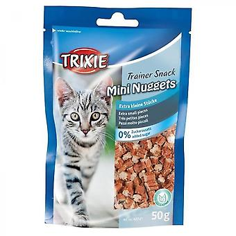 Trixie Trainer Snack Mini Nuggets - 50g - For Cats