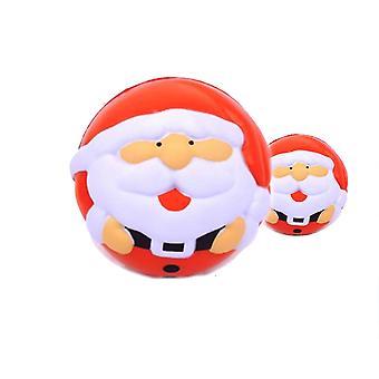 Santa Bouncy Foam Ball Party Bag Filler