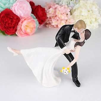 Resin Castle Decoration For Wedding Cake Topper, For Couple The Bride And Groom, Craft Decorations, Craft Gift