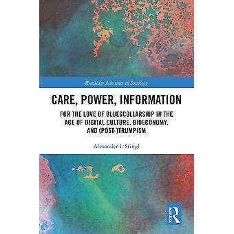 Care Power Information di Stingl & Alexander I. Università di Warwick e Regno Unito