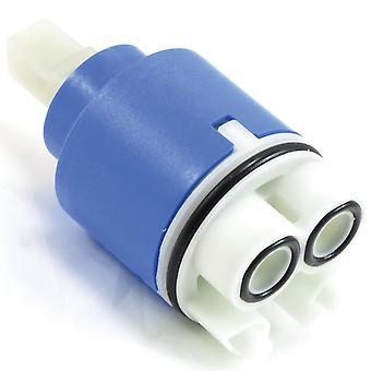 Vado auto-K35B polymeer 35mm keramische hendel Cartridge