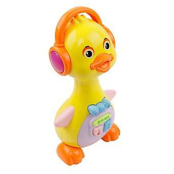 Baby Musical Duck Lights Action Kindermusik mit Sound